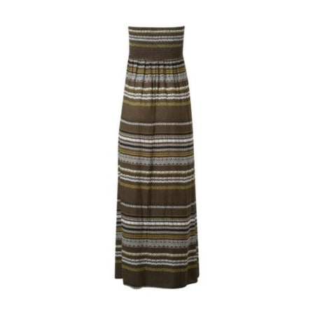 George Women's Bandeau-Style Easy pull-over style ,Empire waistline Maxi Dress  -  RivPage.Com - Kenya