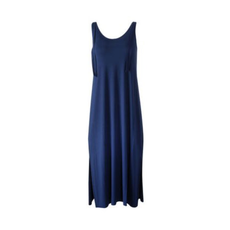 George Women's Scoop-Neck Sleeveless Easy pull-over style Low-cut back Dress - RivPage.Com-Kenya