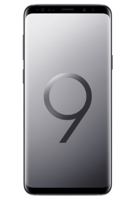 Samsung Galaxy S9+ SM-G9650 Dual SIM 64GB Smartphone-Unlocked, Midnight Black - Quality & Original From USA - RivPage.Com