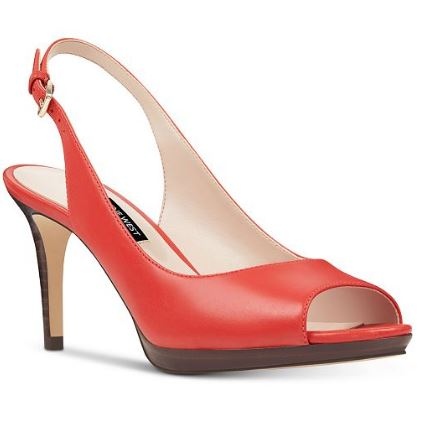 Nine West Gabrielle Slingback Platform Pumps - Quality & Original Product All From USA - RivPage.Com