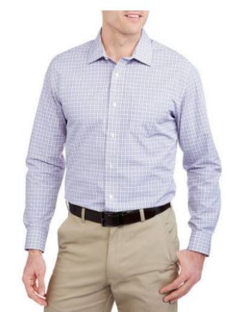 1e636911 George Men's Long Sleeve Oxford Shirt- Quality & Original Product All From  USA - RivPage