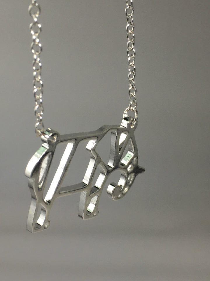 Elephant Necklace Pendant,  - Whaleycorn.com