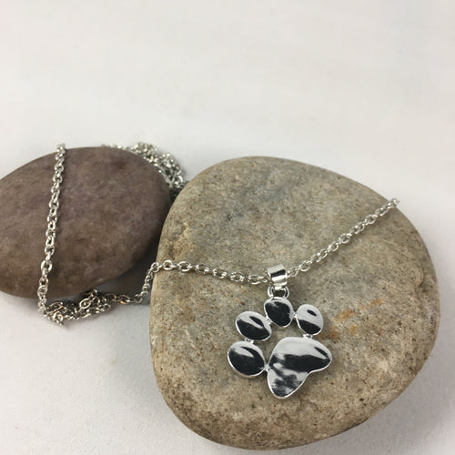 Paw Necklace Pendant