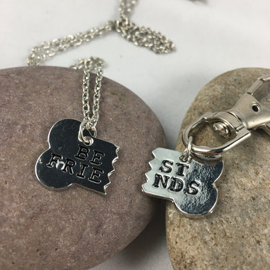 Matching BFF Necklace For You And Your Dog!
