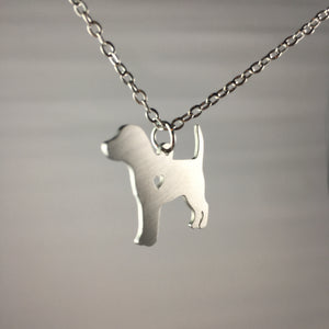 Dog Necklace Pendant - Whaleycorn.com