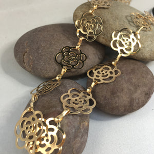 Flower Chain Hair Band, jewelry - Whaleycorn.com