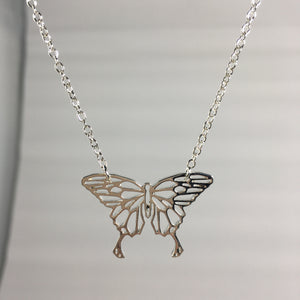 Butterfly Necklace Pendant,  - Whaleycorn.com