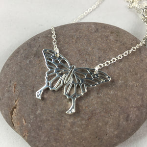 Butterfly Necklace Pendant - Whaleycorn.com