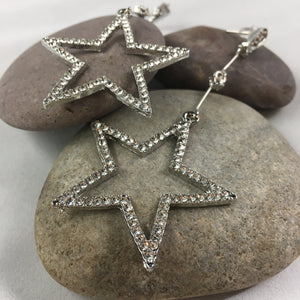 Star Earrings,  - Whaleycorn.com