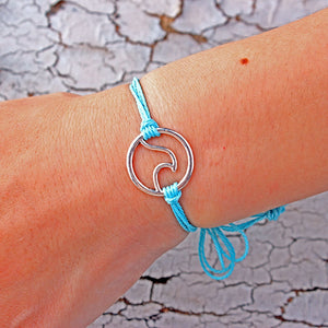 Wave Friendship Bracelet,  - Whaleycorn.com