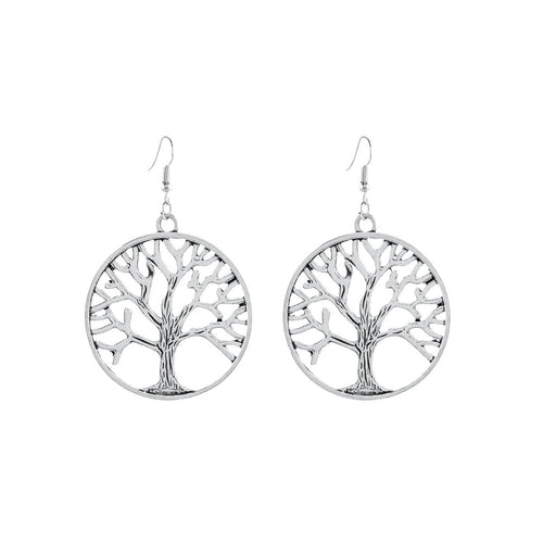 Tree of Life Earrings,  - Whaleycorn.com