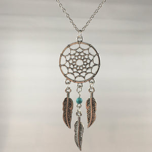 The Dreamcatcher Pendant,  - Whaleycorn.com