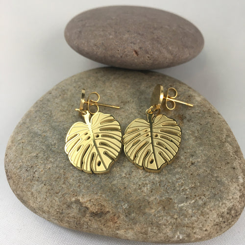 Tropical Dangly Earrings, jewelry - Whaleycorn.com