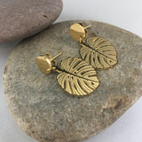 Tropical Dangle Earrings - Whaleycorn.com