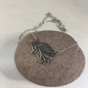 Hedgehog Pendant Necklace,  - Whaleycorn.com