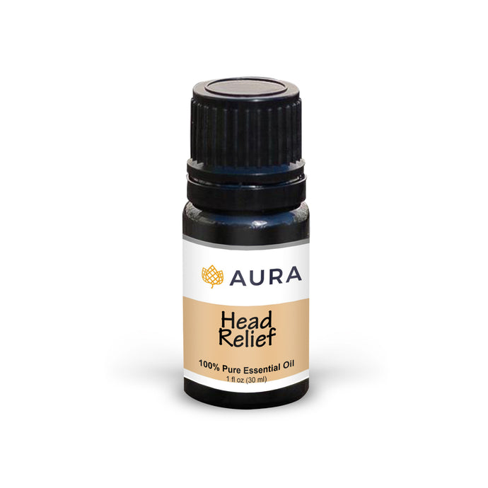 Head Relief Essential Oil (1 oz)