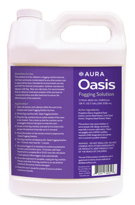 Oasis Fogging Solution 128 fl oz (1 GALLON)