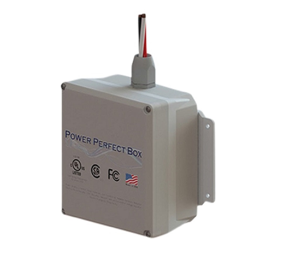 The EMF Reduction Power Perfect Box