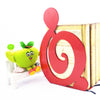 Musical Note Metal Bookend