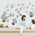 Musical Notes Wall Stickers (10pcs)