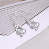 Chopper Music Note Earrings - Artistic Pod Review