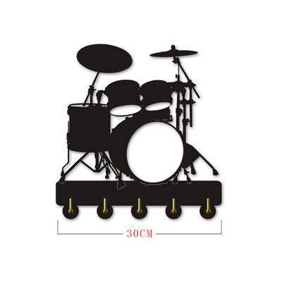 Drum Kit Wall Hook - Artistic Pod Review