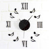 Music Notation Wall Clock