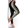 Piano Black Women's Leggings