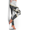 Yin Yang Guitar Women's Leggings