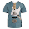Guitar/Violin Music T-Shirt