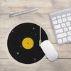 Vinyl Record Mouse Pad