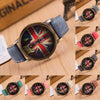 """God Save The Queen"" Quartz Watch"