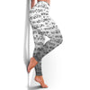 Musical Notes Women's Leggings
