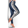Piano Keys Jeans Women's Leggings