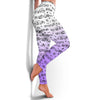 Music Notes Women's Leggings