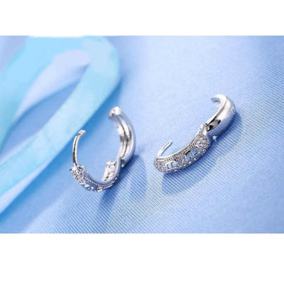 Free - Crystal Music Note Earrings - Artistic Pod Review