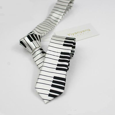 Free - Music Note Necktie - Artistic Pod Review