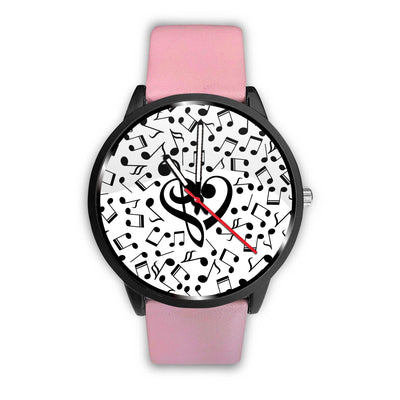 Awesome Music Heart Notes Watch - Artistic Pod Review