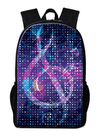 Musical Notes Art Back Pack