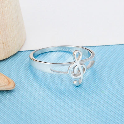 G-Clef Music Note Ring™