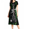 Music Guitar Elegant Dress