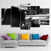5 Pieces Classic Drum Canvas Art - Artistic Pod Review