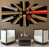 5 Pieces Star Drumsticks Canvas Art - Artistic Pod Review