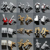 Musical Instruments Cufflinks Collection