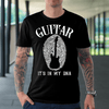 Guitar, It's in my DNA T-shirt
