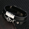 Free - Musical Notes Genuine Leather Bracelet - Artistic Pod Review