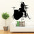 Drum Wall Decor Sticker