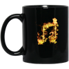 Fire Two Eighth Note Mug - Artistic Pod Review
