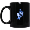 Blue Fire Eighth Note Mug - Artistic Pod Review