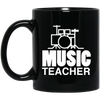 Drum Music Teacher Mug - Artistic Pod Review
